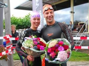 Zwem 2 mijl wederom groot succes